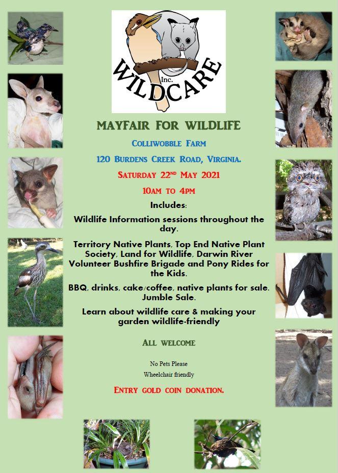 Mayfair for Wildlife